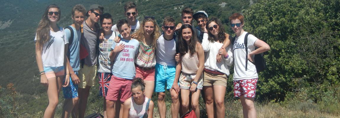 Séjours itinérants – adolescents